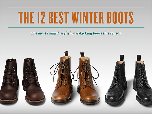 Best Men Snow Boots - Boot Hto