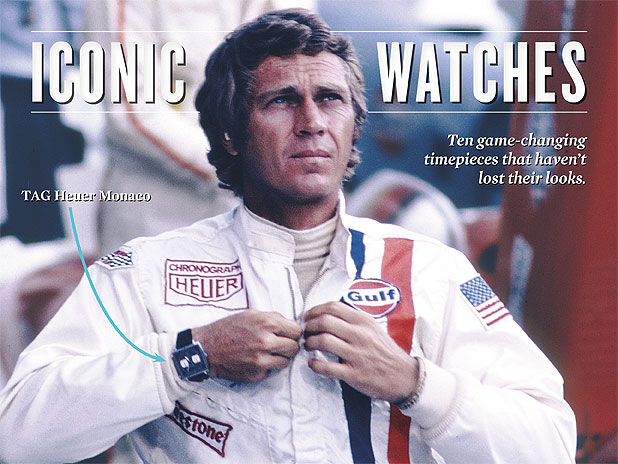 Iconic Watches