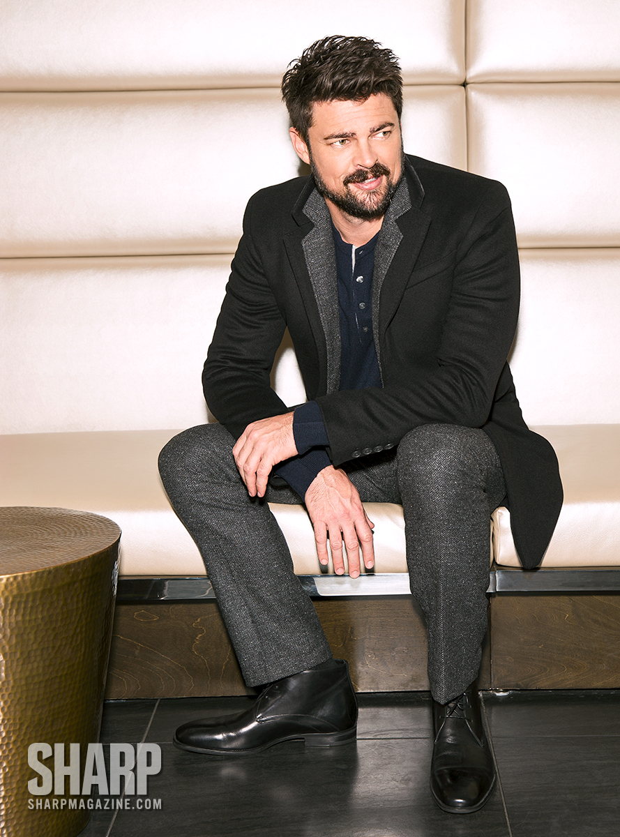 Let Karl Urban Show You How To Dress For Success This Fall