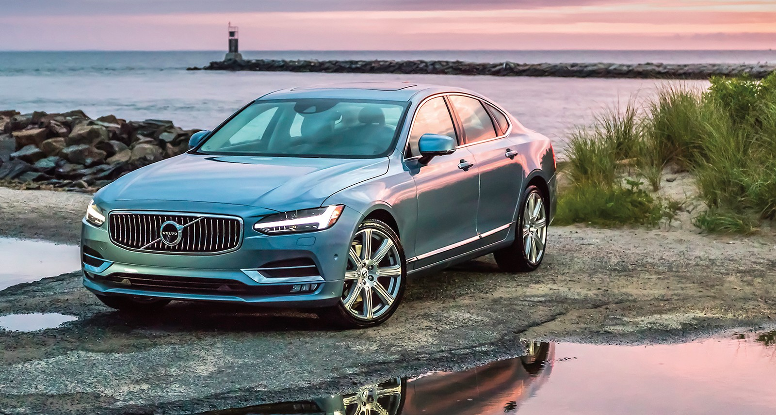 the volvo s90 is the thinking man s luxury car sharp magazine. Black Bedroom Furniture Sets. Home Design Ideas
