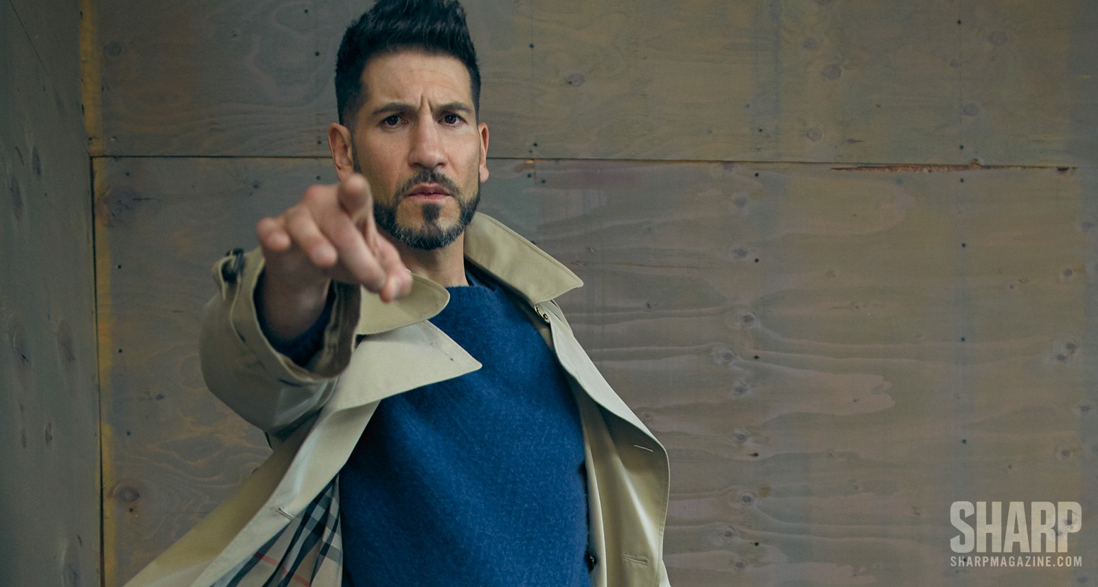 How Daredevil S Jon Bernthal Became The Baddest Man In The Marvel