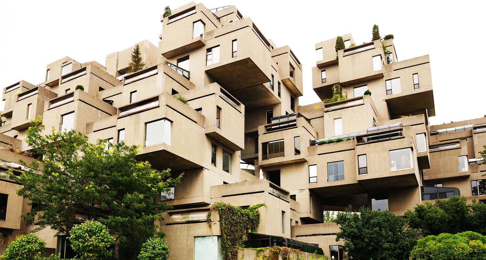How long did it take to build habitat 67