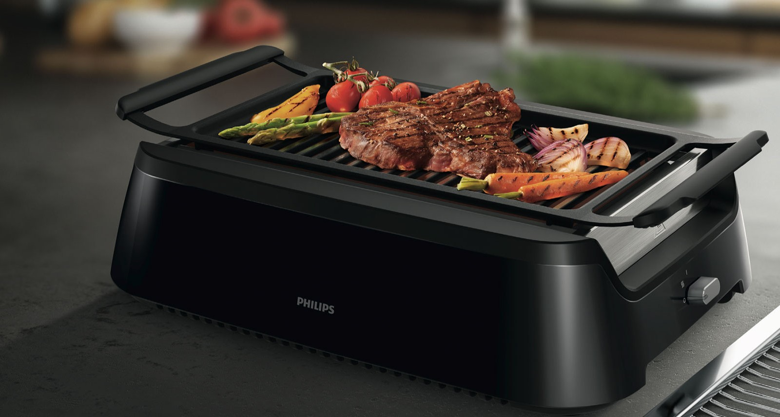 This Stellar Indoor Grill Means Bbq Season Never Has To