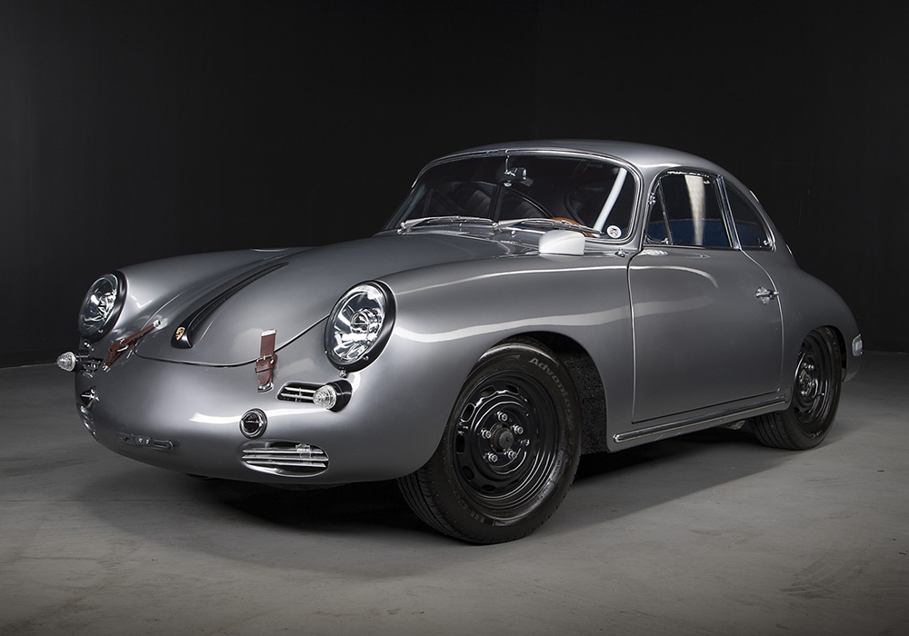This 1965 Porsche 356 Outlaw Has Been Unapologetically