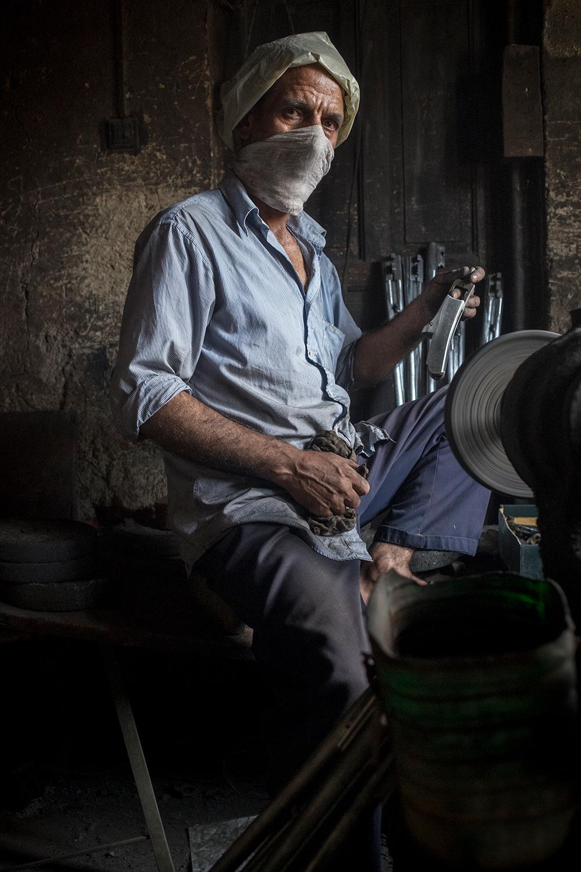 The Last Gunsmiths of Kashmir | Sharp Magazine