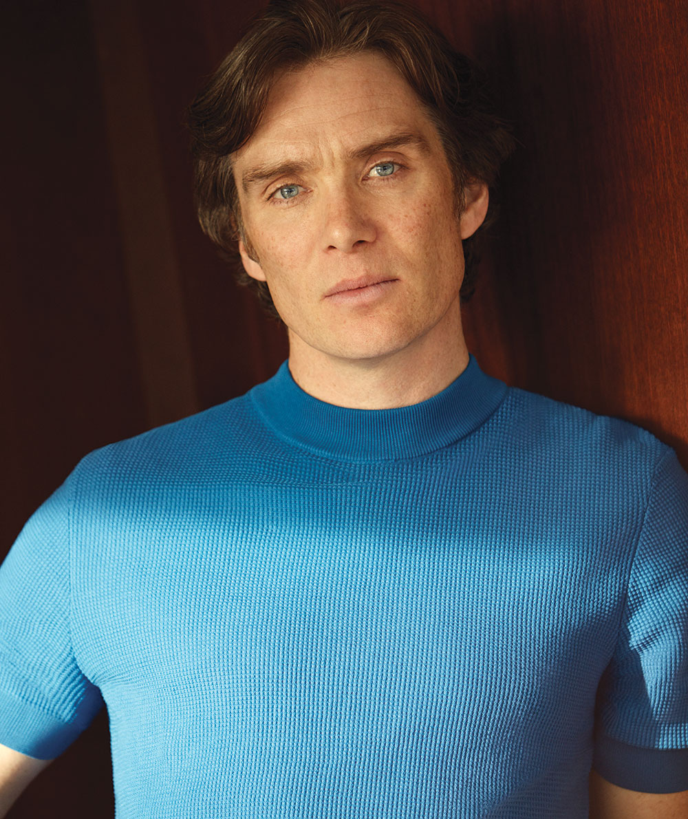 Cillian Murphy Looks on the Bright Side | Sharp Magazine