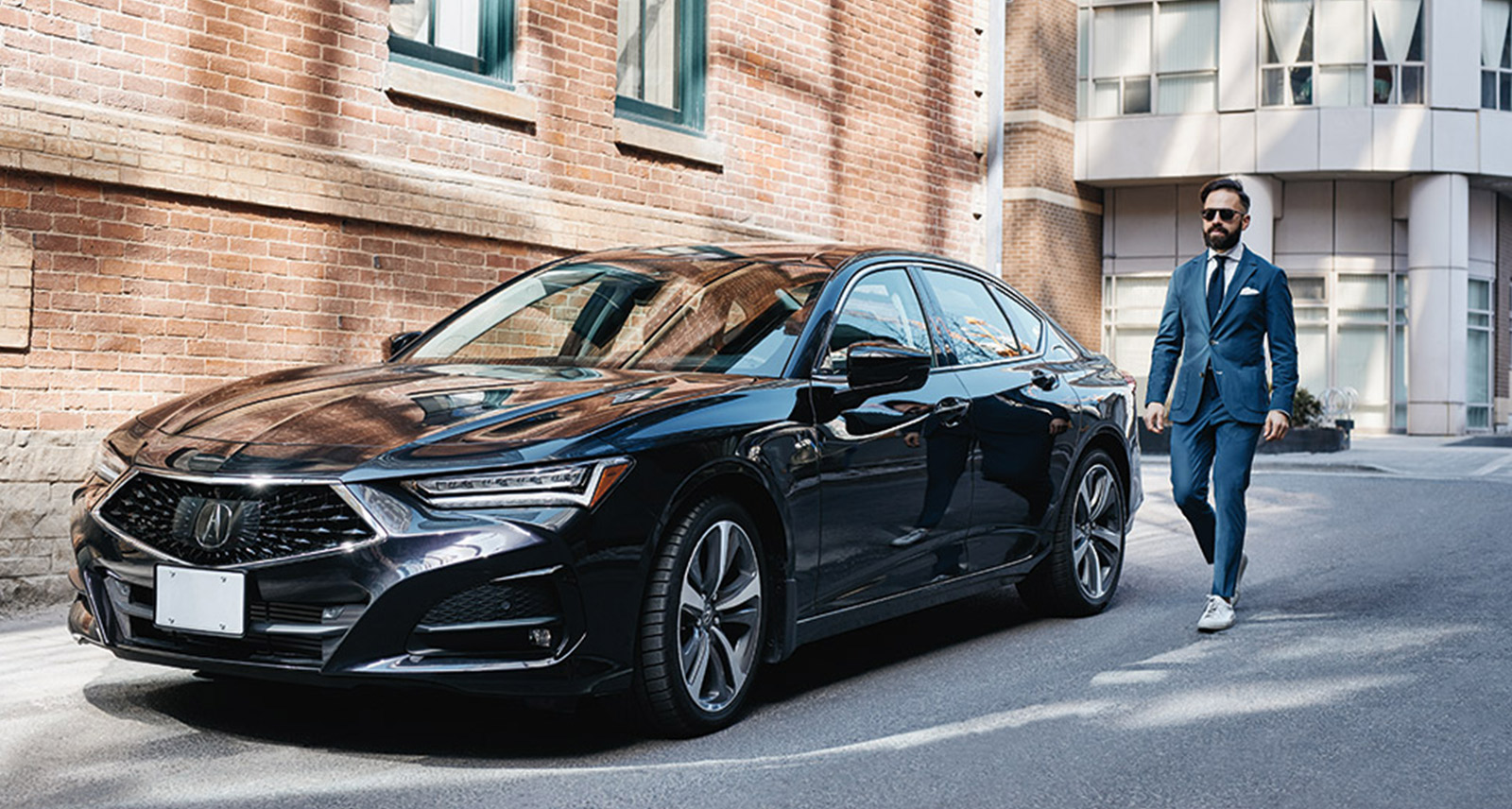 Coach Mike Levine talks peak performance and takes the 2021 Acura TLX for spin