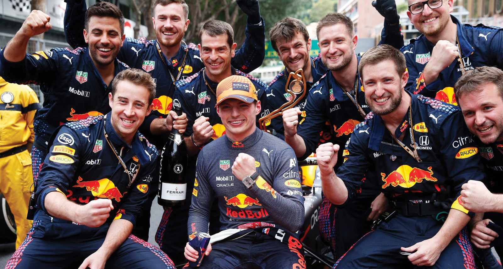 V For Verstappen: Formula One's Hottest Talent Talks Preparation, Stress, and Fighting for the Crown
