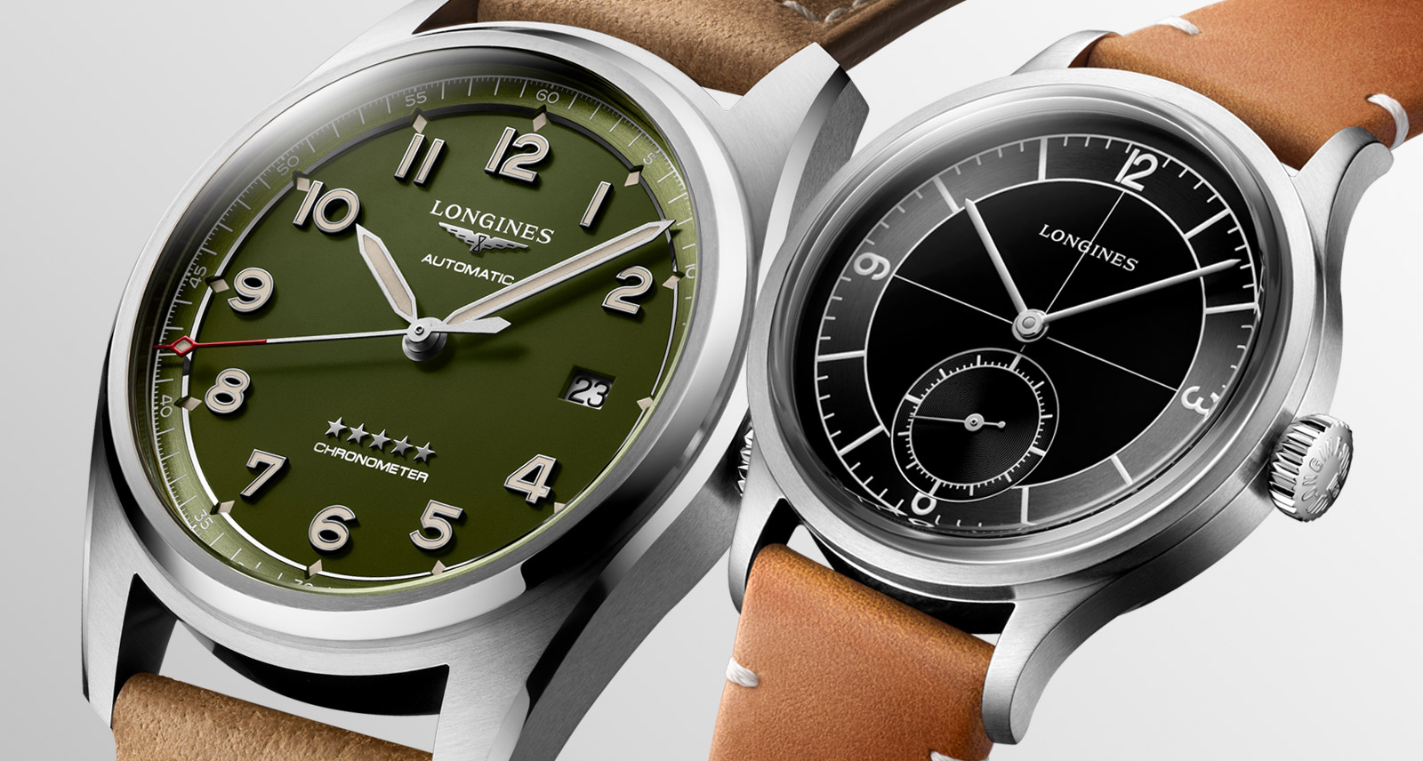 Longines Just Gave Us Two New Reasons to Expand Our Watch Collection