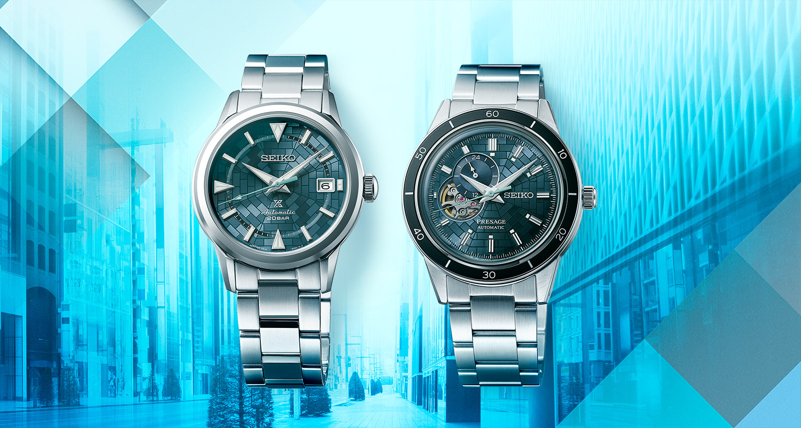Seiko's Latest Limited-Edition Watches Are An Homage to Tokyo